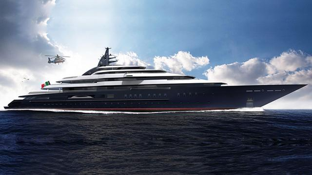 Project Redwood largest yacht sold 2015