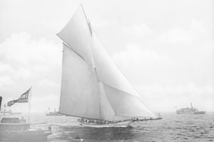 1887 America's Cup