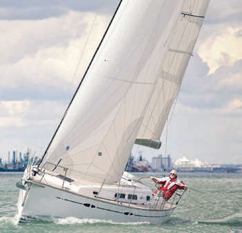 Review and test the X-Yachts Xc38