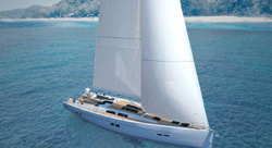 Review and test the Hanse 385 Yacht