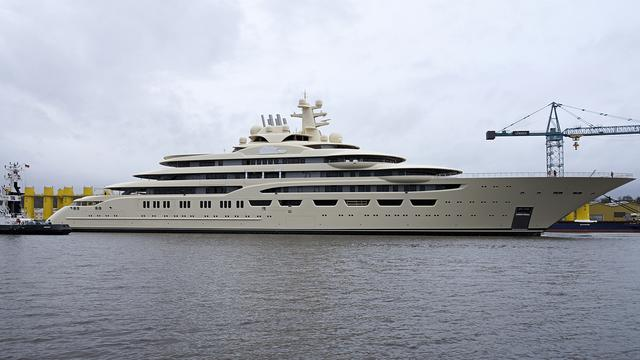 Record number of superyachts being built since the financial crisis