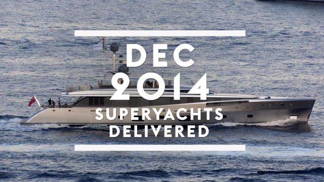 December 2014 superyacht market report