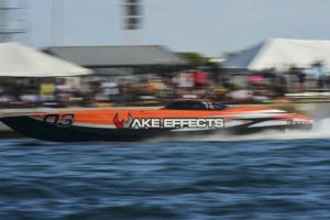 World Champion Team Wake Effects Takes First Overall Superboat Unlimited