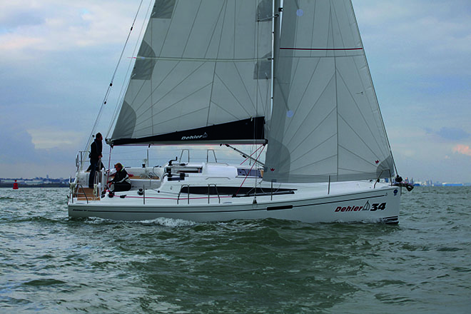 Dehler 34 – test and review