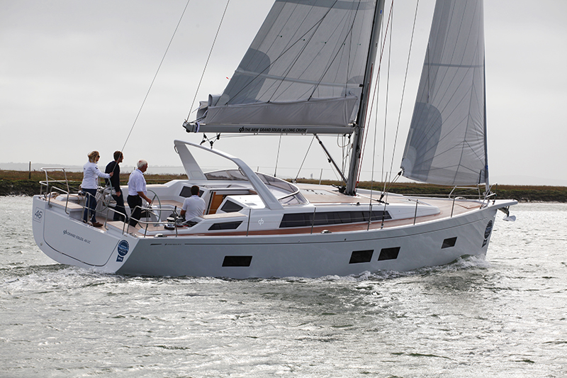 Grand Soleil 46LC – tested and reviewed