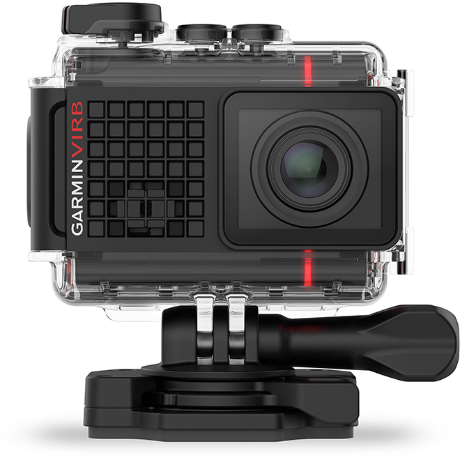 Garmin's brand-new waterproof action camera can shoot stunning Ultra HD footage at 4K/30fps