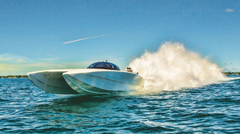 SKATER POWERBOATS 2016 REVIEW