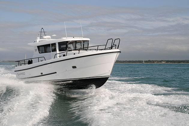 Reviewing new Sargo 33