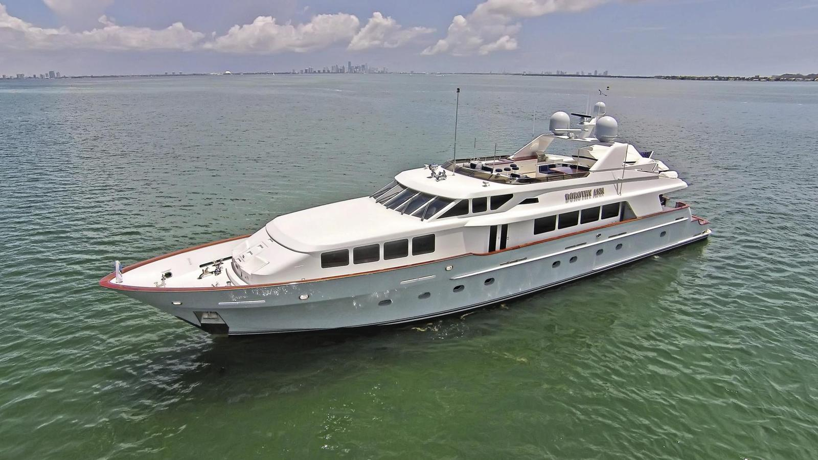 TOP 5 YACHTS AT FORT LAUDERDALE INTERNATIONAL BOAT SHOW 2016