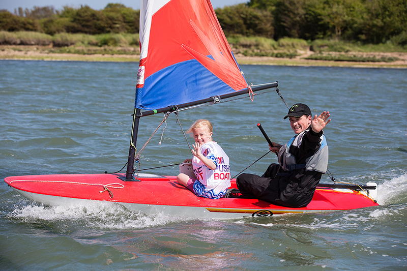 Get out there with the RYA campaign