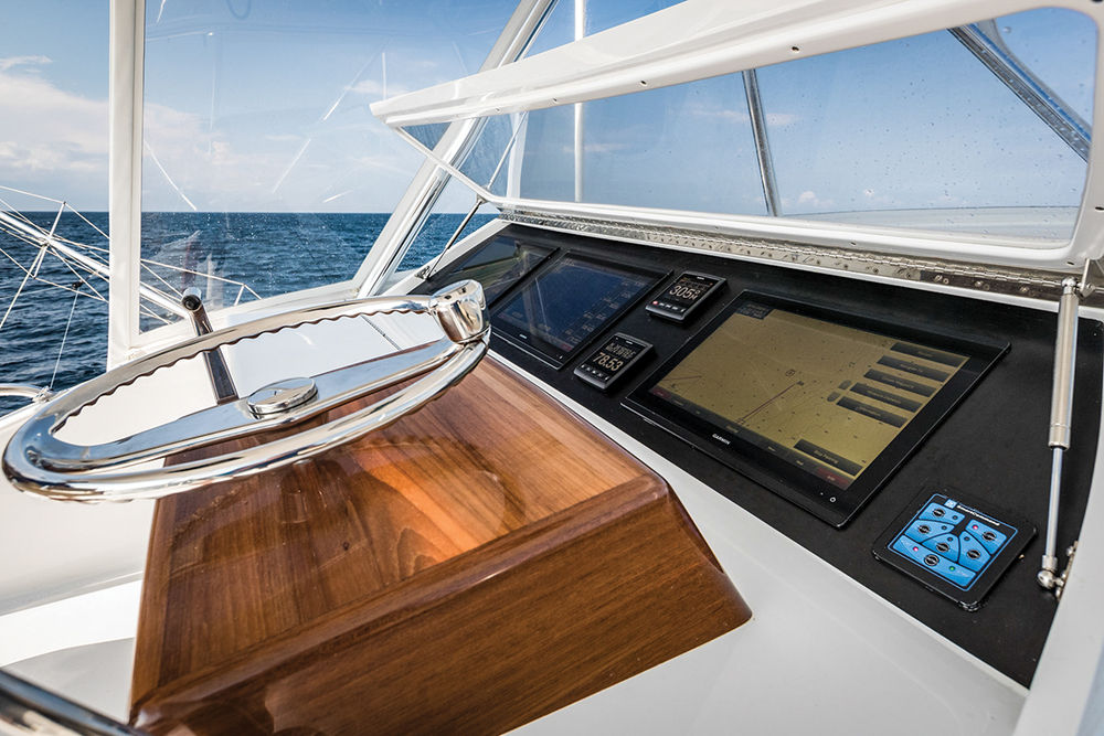 NETWORKED MARINE AUDIO SYSTEMS CONTROL